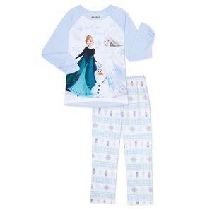 Frozen 2 Girls 2-Piece Pajama Set